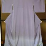 お子様のご卒業・ご入学のお母様に滝沢先生の四段ボカシの色無地特別ご提供!