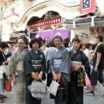 歌舞伎見物