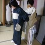 日本橋きもの人の着付け教室 夜の部募集開始