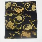 滝沢先生の四段ぼかしおあつらえでプレゼントになる袋帯です。