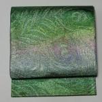 30日まで一番人気の佐波理の袋帯が入荷しています。