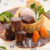 きものでお出かけ4月 上野公園のお花見と精養軒のフランス料理