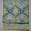 欲しかった金、トルコブルーのエレガントな逸品袋帯3本!