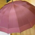 丈夫で品質が高いモンブランの日傘のご注文