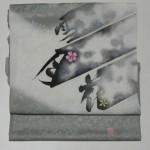 名古屋帯花見の桜や雪月花の帯値下げしました。