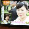 フジめざましTVで愛ちゃんなど園遊会のきもの解説!