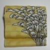 伝統工芸展入選作家遠峰先生作ひろみ様のおあつらえ名古屋帯が染め上がりました!