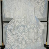 ノイバラを描いた日本染織作家展入選作訪問着「エデン」