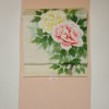染め名古屋帯桜と牡丹&ピンク着尺