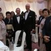 皇室ご臨席のフィンランド100年記念パーティの装い