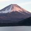 富士山と今年最後の一日