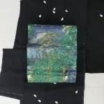 佐波理(さはり)キラキラ輝く袋帯