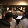 ジャズセッションの一夜