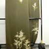 秋から冬を楽しめる縁起の良い付け下げ「竹 利休地」