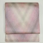美しい組紐袋帯