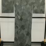 夏絽付け下げと単衣でお薦めしたい江戸小紋の訪問着が入荷!