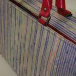 40年前の気持ちが浮かぶ奄美布のバッグ