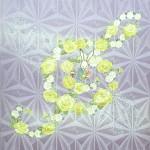 月、雀、猫、音符など佐藤洋宣先生の可愛い名古屋帯