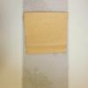 手織り白大島紬、泥染め大島紬、奄美布九寸名古屋帯