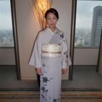 Akiko様からのお声/色もたたずまいも美しく、皆に褒めてもらいました。