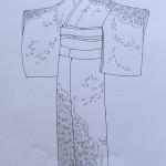 遠峰先生の1/3柄訪問着桜の場合をご覧下さい!残り1名