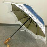 新しく誕生した麻トーションレース日傘が入荷しました!