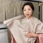 最後の国産糸で現代のライフスタイルに合う大島紬お仕立て代無料と帯20%引き