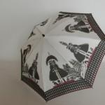新作モンブランの折りたたみ傘が入荷しました。