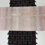 本場琉球紬・知花花織・染め八寸名古屋帯